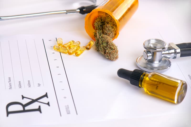 Medical Cannabis extracts formulations