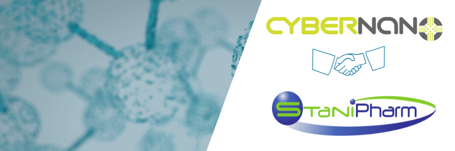 Cybernano and StaniPharm join forces to develop tomorrow's health products